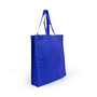 Non Woven Shopper - Royal  Blue