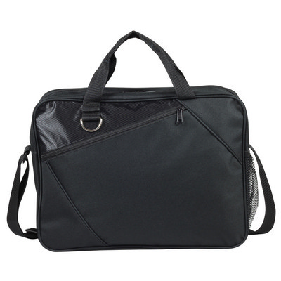 Picture of Infinity Satchel - Black/Black
