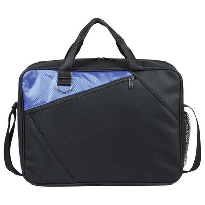 Picture of Infinity Satchel - Black/Blue