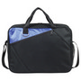 Infinity Satchel - Black/Blue