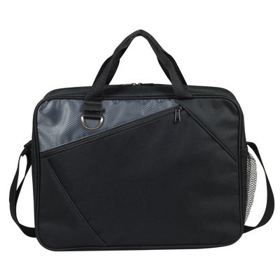 Picture of Infinity Satchel - Black/Grey