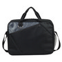 Infinity Satchel - Black/Grey
