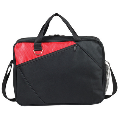 Picture of Infinity Satchel - Black/Red