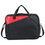 Infinity Satchel - Black/Red