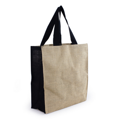 Picture of Jute Carry All - Black
