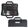 BBQ Set - Wooden Handle