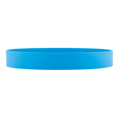 Picture of Silicone Wrist Band - Cyan