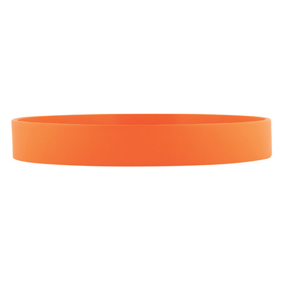 Picture of Silicone Wrist Band - Orange