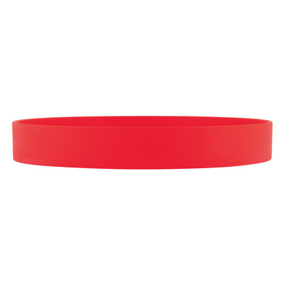 Picture of Silicone Wrist Band - Red