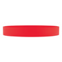 Silicone Wrist Band - Red