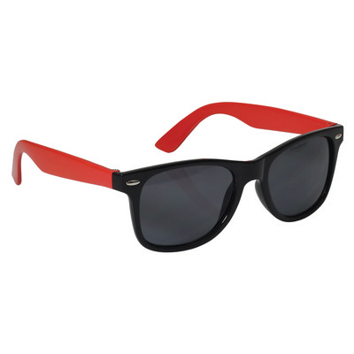 Picture of Retro Sunglasses - Red