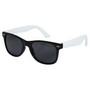Retro Sunglasses - White