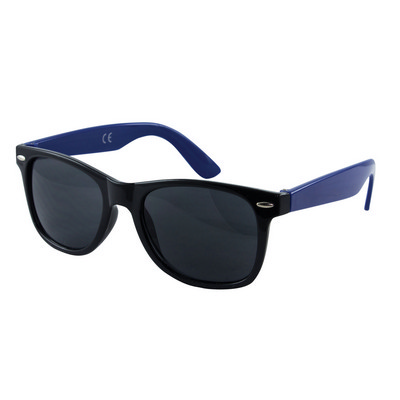 Picture of Retro Sunglasses - Reflex Blue