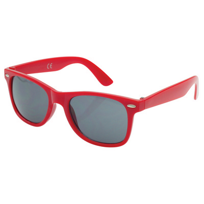 Picture of Retro Sunglasses - Red/Red