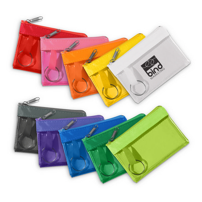 Picture of Translucent Coin Pouch