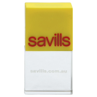 Picture of Moulded 3D Crystal Flash Drive 32GB