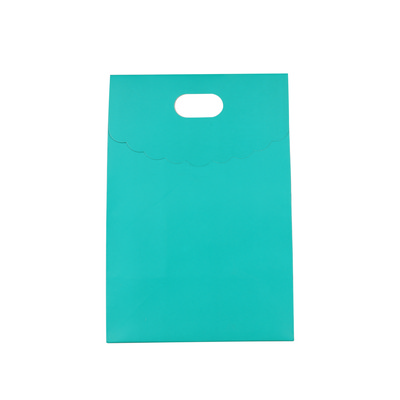 Picture of Die cut Handle Bag with Flap(50x220x100m
