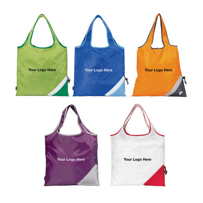Picture of Latitudes Foldaway Shopping Bag