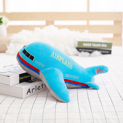 Picture of Transportation Series Plush Toy - Air pl