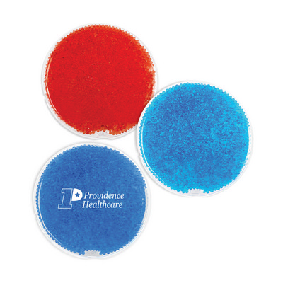 Picture of Round Gel Beads HotCold Pack