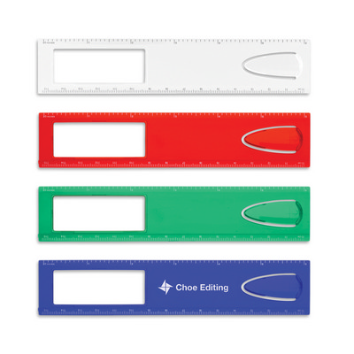 Picture of Bookmark Magnifier Ruler