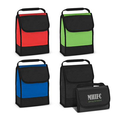 Picture of Folding ID Lunch Bag