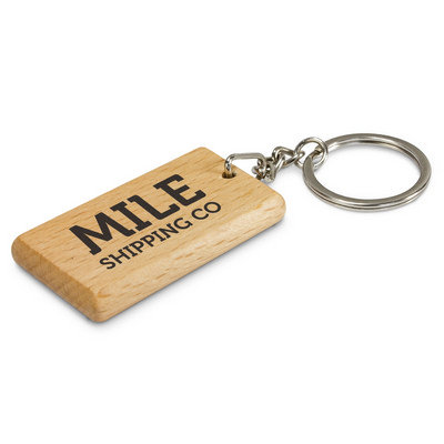 Picture of Artisan Key Ring - Rectangle