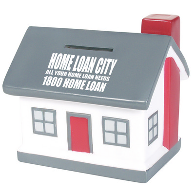 Picture of House Coin Bank