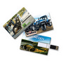 Credit Card Flash Drive 4GB