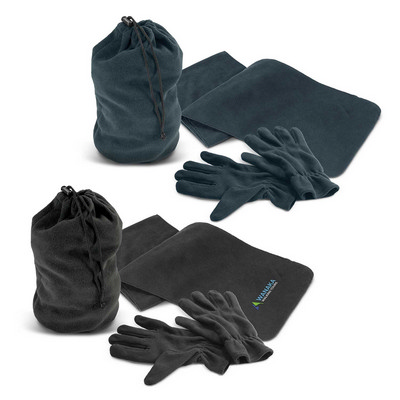Picture of Seattle Scarf and Gloves Set