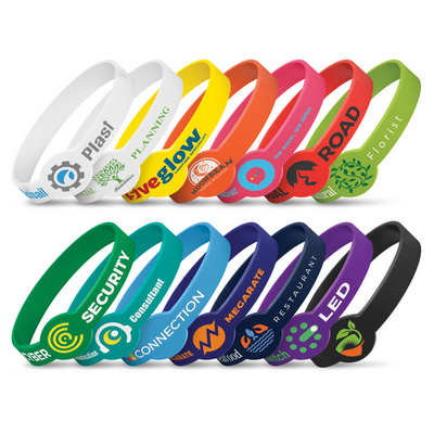 Picture of Xtra Silicone Wrist Band