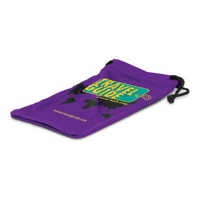 Picture of Full Colour Microfibre Pouch