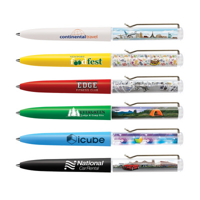 Picture of Neptune Floating Action Pen