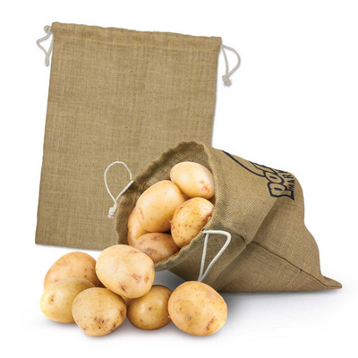 Picture of Jute Produce Bag - Large