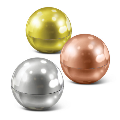 Picture of Metallic Lip Balm Ball