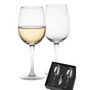 Stemmed Wine Glass Set