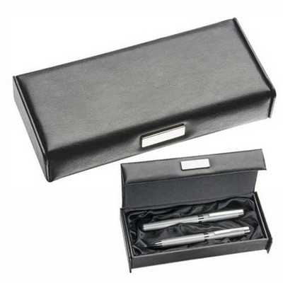 Picture of Leather Look Pen Box