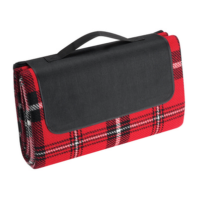 Picture of Picnic Rug - Red