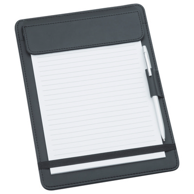 Picture of A5 Leather Look Jotter