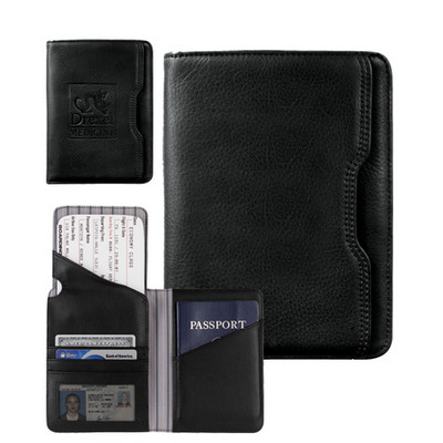 Picture of Cutter & Buck - Performance Travel WalletPassport Wallet