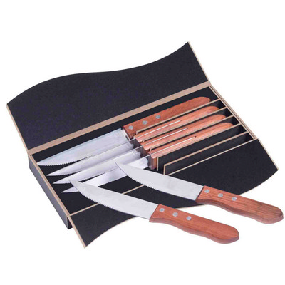 Picture of Steak Knife 6 pcs Set