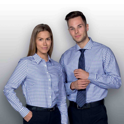 Picture of The Identity Check Shirt - Mens