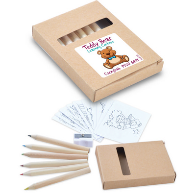 Picture of Activity Pencil Set
