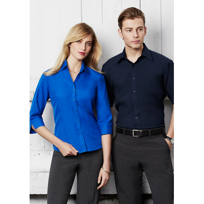 Picture of Ladies Plain Oasis 3/4 Sleeve Shirt