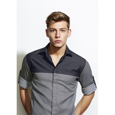 Picture of Mens Havana Long Sleeve Shirt