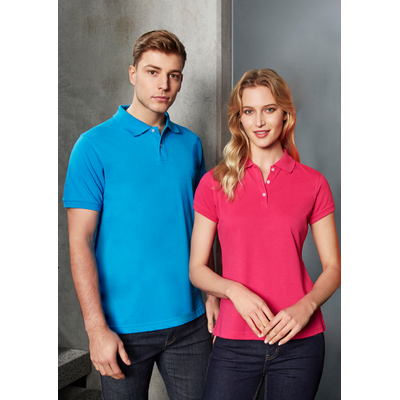Picture of Mens Neon Polo