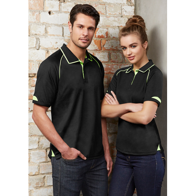 Picture of Mens Fusion Polo