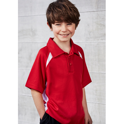 Picture of Kids Splice Polo