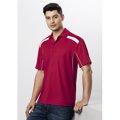 Picture of Mens United Short Sleeve Polo