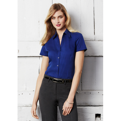 Picture of Ladies Metro Short Sleeve Shirt